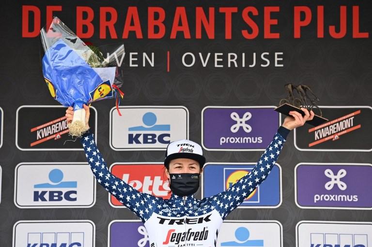 CYCLING BRABANTSE PIJL RACE WOMEN
